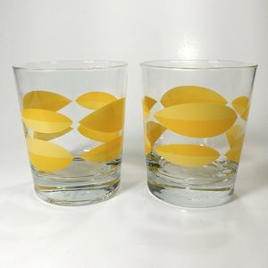 Set of 2 Ikea drinking glasses